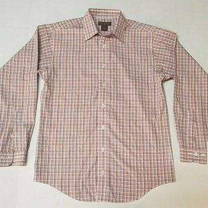 Brooks Brothers Long Sleeve Button Down Collar Shi